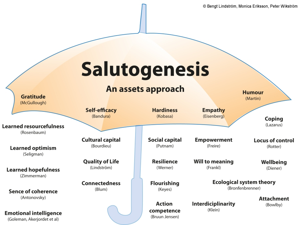 Salutogenesis - an assets approach