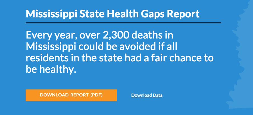 State Health Gaps
