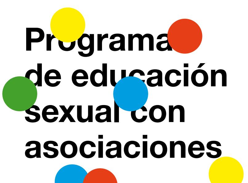 Educación sexual para asociaciones