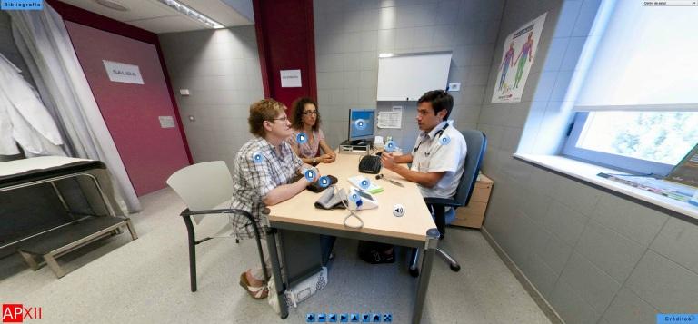 """""""El centro de salud no es el único centro de la salud"""" http://www.merops360.com/cBalsells/WebMerops360/Visites_virtuals/El_Centro_de_la_Salud/El_Centro_de_la_Salud.html"""