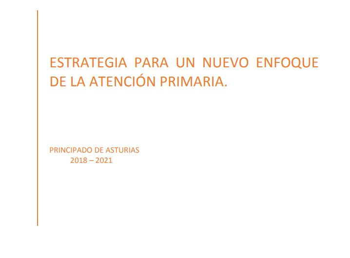 Atencion Primaria Asturias